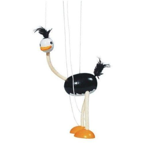 Marionetka dla dzieci - Struś (pacynka, kukiełka)