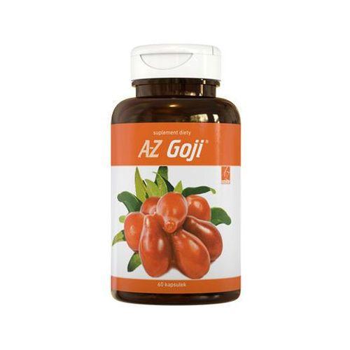 Goji kaps.x 60 /A-Z medica, postać leku: kapsułki