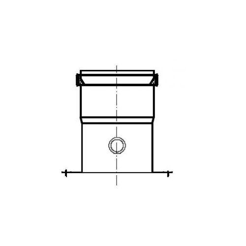 Oferta Termet Adapter powietrzny z króćcem pomiarowym i kołnierzem Ø80 (układ niezależny) z kat.: ogrzewanie