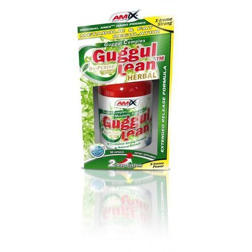 Redukcja wagi  guggullean ™ cps. wyprodukowany przez Amix
