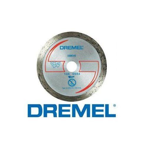 Oferta DREMEL Diamentowa tarcza do cięcia płytek DSM540 (2615S540JA)