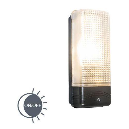 Lampa zewnętrzna Function 1 z czujnikiem zmierzchu, produkt marki Elro