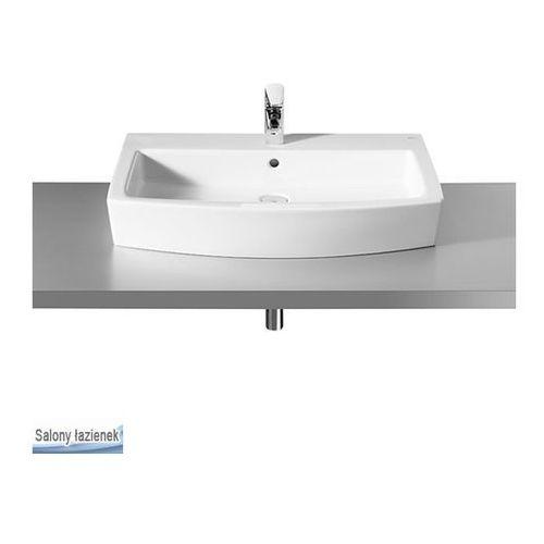 Produkt z kategorii- pozostałe artykuły hydrauliczne - Umywalka ścienna 75 Hall Roca (A32762G00M)