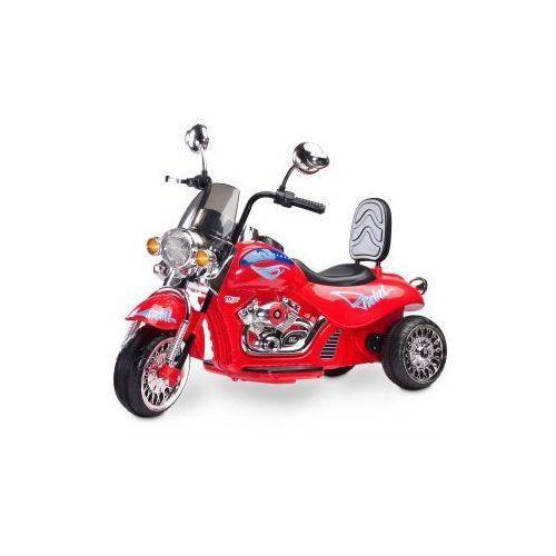 Toyz Rebel motocykl na akumulator red ze sklepu sklep-dzieciecy-maksiu