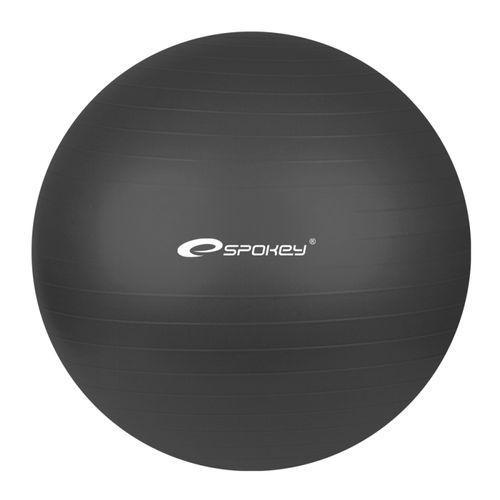 Produkt Piłka gimnastyczna SPOKEY Fitball Czarna 75 cm