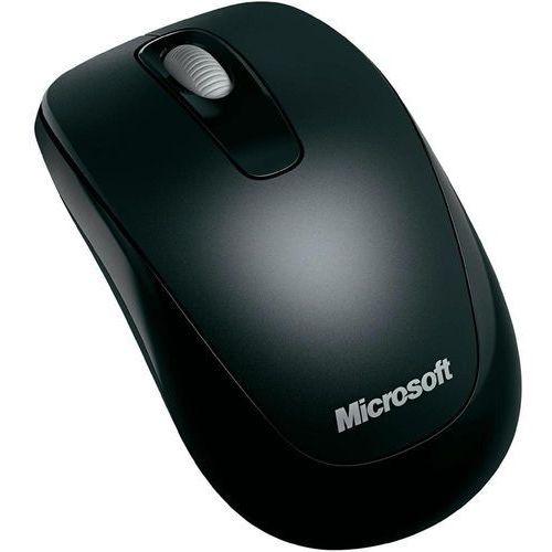 Microsoft Mysz optyczna  2CF-00003, bezprzewodowa, radiowa 2,4 GHz, 1000 dpi, czarna z kat. myszy, trackballe i wskaźniki