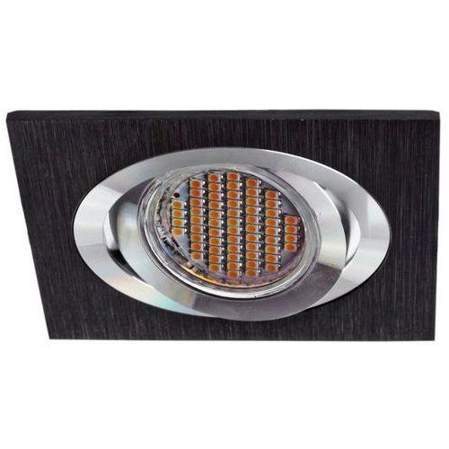 Kobi Oprawa oprawka led halogenowa ruchoma kwadratowa kolor czarny OH28 3580 z kategorii oświetlenie