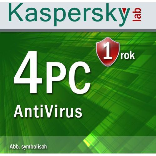 Kaspersky Antyvirus 2016 4 PC ESD - oferta (05946822f505053b)