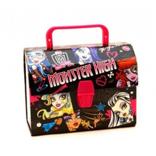 Kuferek oklejany Monster High - Dostawa zamówienia do jednej ze 170 księgarni Matras za DARMO - oferta [15f5dea4ef83a231]