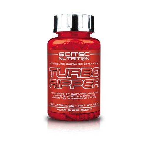 Scitec turbo ripper 100kaps. wyprodukowany przez Scitec nutrition