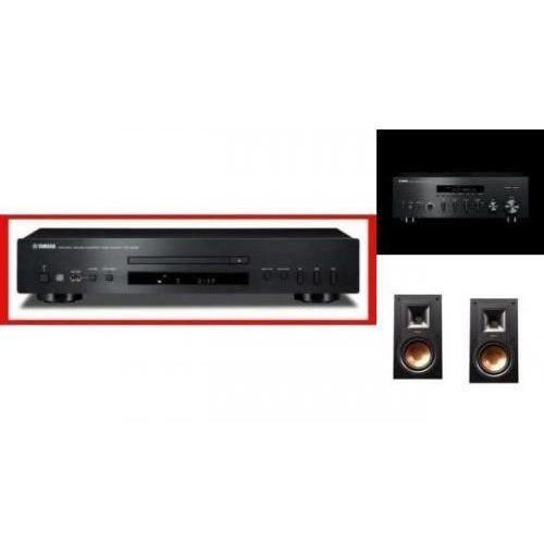 YAMAHA R-S700 + CD-S300 + KLIPSCH R-15M - Tanie Raty za 1%