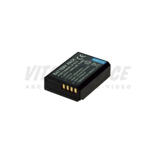 CANON LP-E10 AKUMULATOR Zamiennik z kategorii akumulatory dedykowane