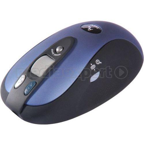 A4 Tech X6-90D AQUA-BLACK USB z kat. myszy, trackballe i wskaźniki