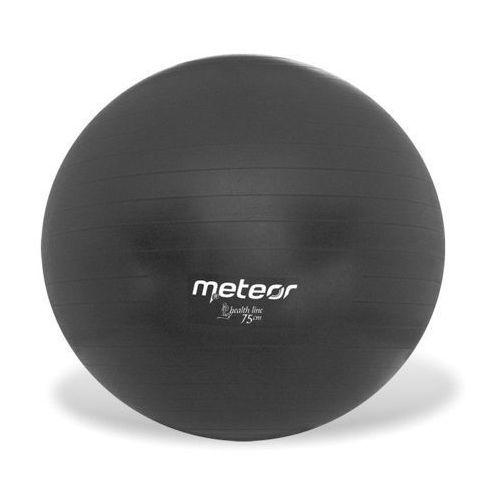piłka fitness 75cm + pompka, produkt marki Meteor