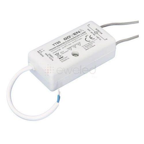 Transformator elektroniczny EMC Govena 0-60W z kategorii Transformatory
