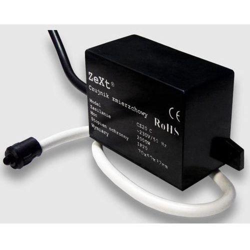 Zext Czujnik automat zmierzchowy z sondą zewnętrzną 2000W IP20 CZ20C z kategorii oświetlenie