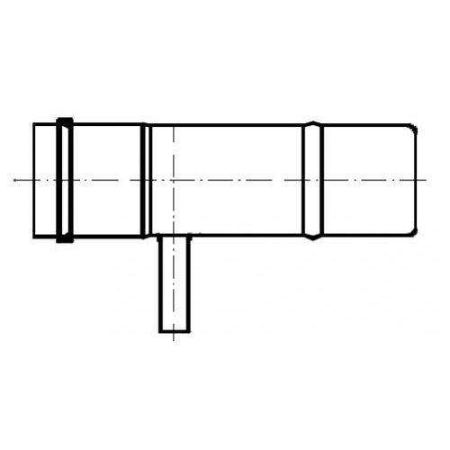 Oferta Termet Odskraplacz spalinowy poziomy Ø80 z kat.: ogrzewanie