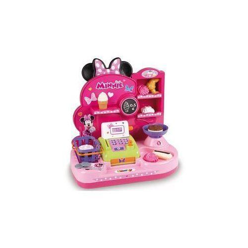 Smoby - Cukiernia/lodziarnia, Minnie Mouse oferta ze sklepu MERLIN