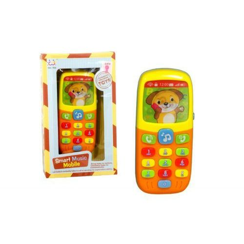 Zabawka SWEDE Smartfonik G649 - produkt dostępny w Media Expert