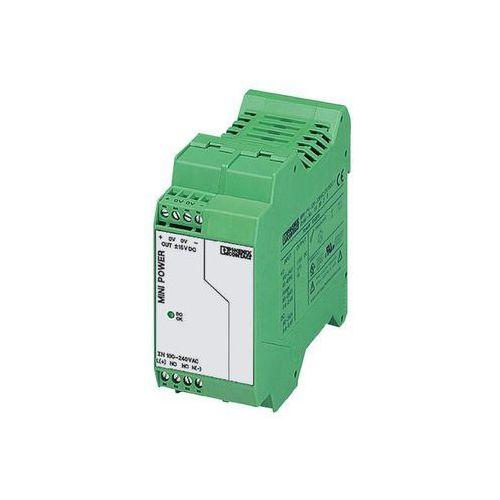 Artykuł Zasilacz na szynę Phoenix Contact MINI-PS-100-240AC/2X15DC/1, 2 x 15 V, 1 A z kategorii transformato