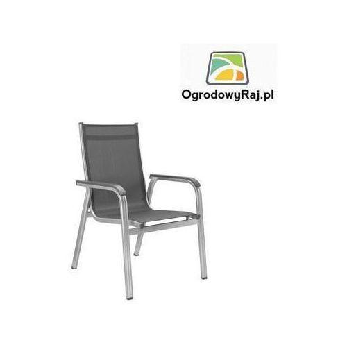 BASIC PLUS Fotel z możliwością sztaplowania 0301202-0000 ze sklepu OgrodowyRaj.pl