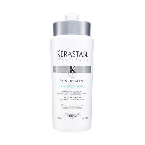 Kerastase SPECIFIQUE BAIN DIVALENT Kąpiel myjąca do włosów tłustych u nasady i suchych na końcach (1000 ml) - produkt z kategorii- odżywki do włosów
