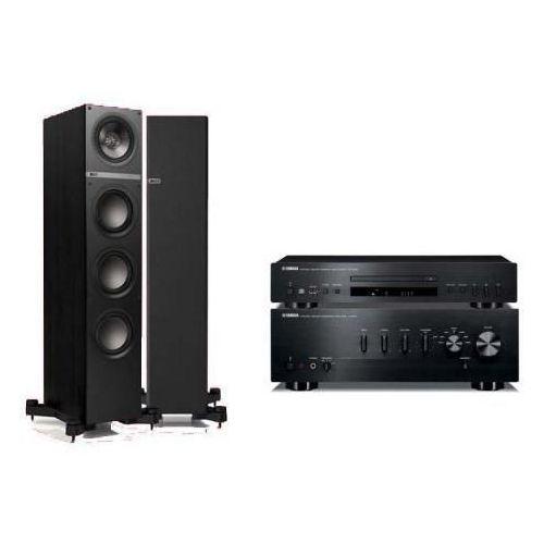 Artykuł YAMAHA A-S300 + CD-S300 + KEF Q500 z kategorii zestawy hi-fi