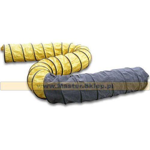 Mcs central europe Przewód giętki, długość 7,6m, ø 305 mm, wąż czarno-żółty [b18, bv77e, bv470 - panel 4-drożny] * zobacz prezentację 3d !