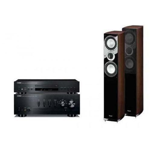 Artykuł YAMAHA A-S300 + CD-S300 + MAGNAT QUANTUM 675 z kategorii zestawy hi-fi