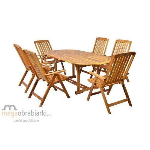 Produkt HECHT Zestaw mebli ogrodowych stół + 6 krzeseł Leader Set RATY 0,5% NA CAŁY ASORTYMENT DZWOŃ