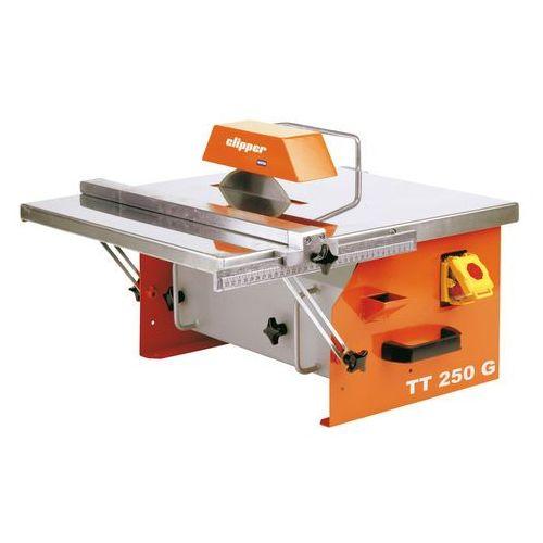 Produkt z kategorii- elektryczne przecinarki do glazury - PRZECINARKA DO PŁYTEK NORTON CLIPPER TT 250 G
