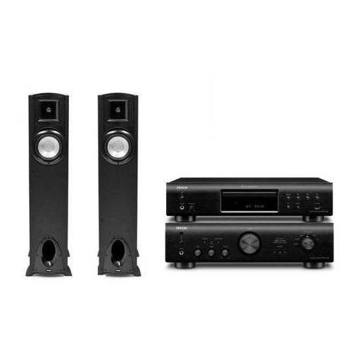 Artykuł DENON PMA-720 + DCD-720 + KLIPSCH SYNERGY F10 z kategorii zestawy hi-fi