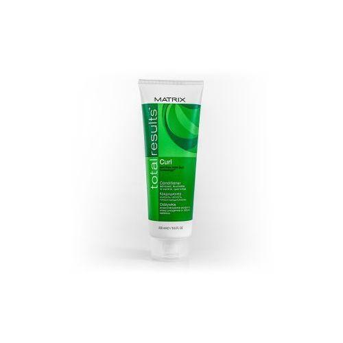Matrix, Total Results Curl Conditioner, Odżywka do włosów kręconych, 250ml - produkt z kategorii- odżywki do włosów