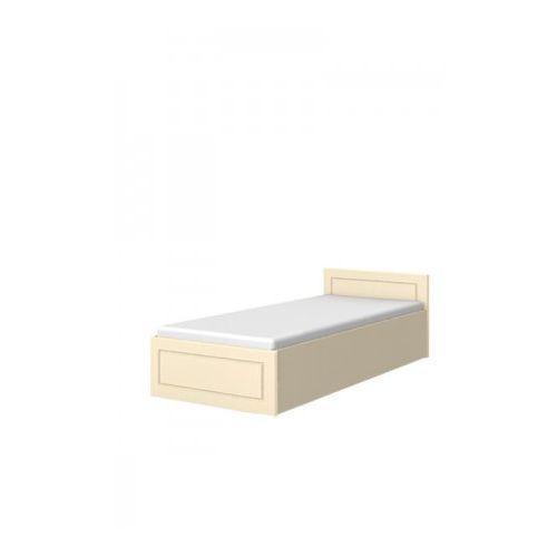Łóżko L1 90/200 - Baggi Decco - Cream ze sklepu DecoMania.pl