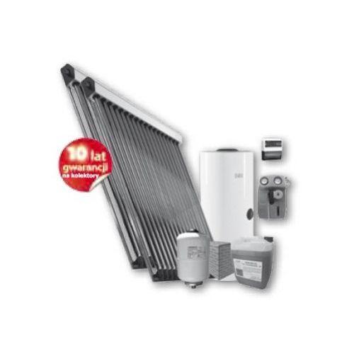 Oferta Immergas IMMERSOLE HEAT PIPE 2 x 18 + 200 - zestaw solarny z kat.: ogrzewanie