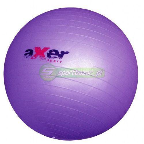 Produkt PIŁKA GIMNASTYCZNA AXER 55cm A2027, marki Axer sport