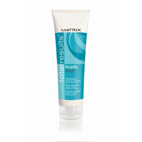 Matrix Total Results Amplify Conditioner 250ml W Odżywka do włosów do włosów cienkich - produkt z kategorii- odżywki do włosów