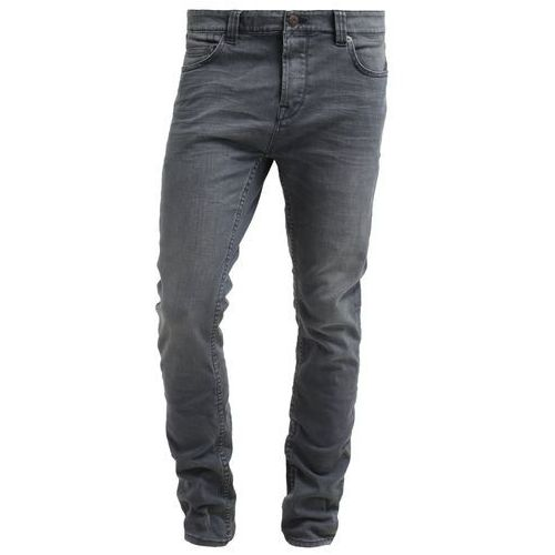 Only & Sons ONSWARP Jeansy Slim fit black denim - produkt z kategorii- spodnie męskie