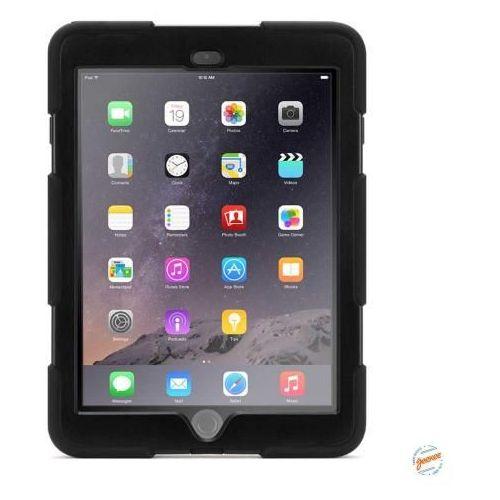 Griffin Survivor All-Terrain - Pancerne etui iPad Air 2 (czarny), kup u jednego z partnerów
