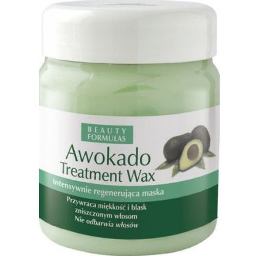 Produkt z kategorii- pozostałe kosmetyki do włosów - Wax Avocado wosk do włoso;w głęboko odżywiający 500ml