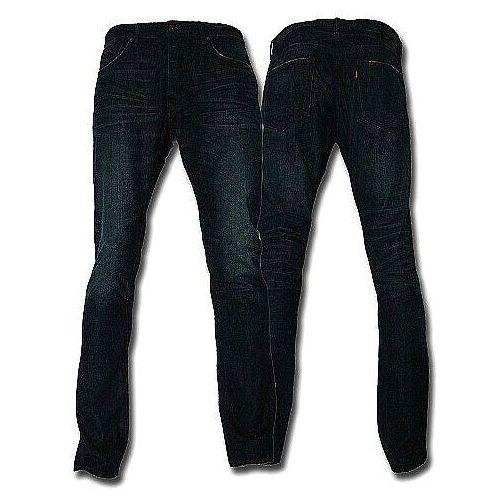 spodnie LEVIS - Matchstick (0001) rozmiar: 30/30 - produkt z kategorii- spodnie męskie