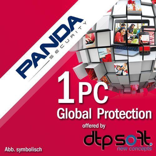 Panda Global Protection 2015 PL 1 PC 12 Miesiecy - produkt z kategorii- Pozostałe oprogramowanie