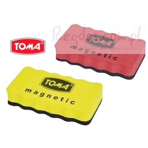 Gąbka magnetyczna do tablic suchościeralnych Toma - oferta [054ed44e731fd515]