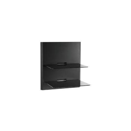 OmniMount  BLADE 2 - Panel ścienny z 2 półkami pod sprzęt z kat. półki rtv