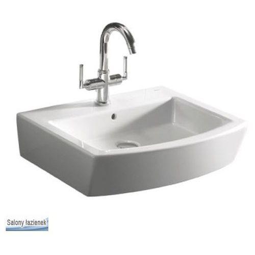 Produkt z kategorii- pozostałe artykuły hydrauliczne - Umywalka ścienna 65 Hall Roca (A327621000)