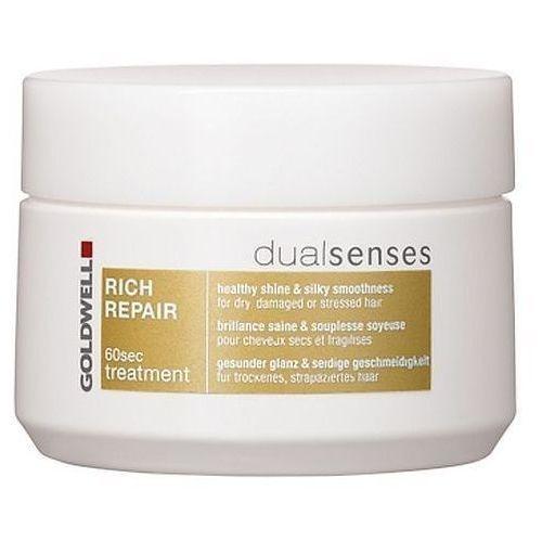 Goldwell Dualsenses Rich Repair 60 Sec Treatment 200ml W Odżywka do włosów - produkt z kategorii- odżywki do włosów
