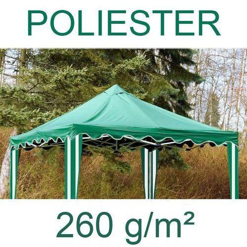 ZIELONY DACH 260g NA PAWILON OGRODOWY 3x3 ALTANKĘ - Zielony - produkt z kategorii- namioty ogrodowe