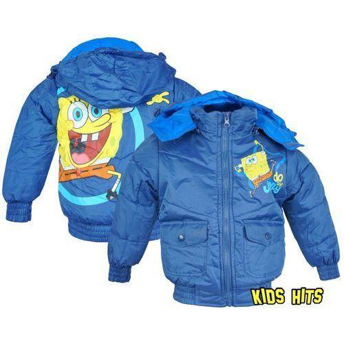 Kurtka zimowa SpongeBob