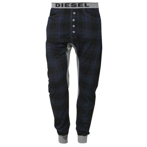 Diesel JULIO Spodnie od piżamy grey/blue - produkt z kategorii- spodnie męskie