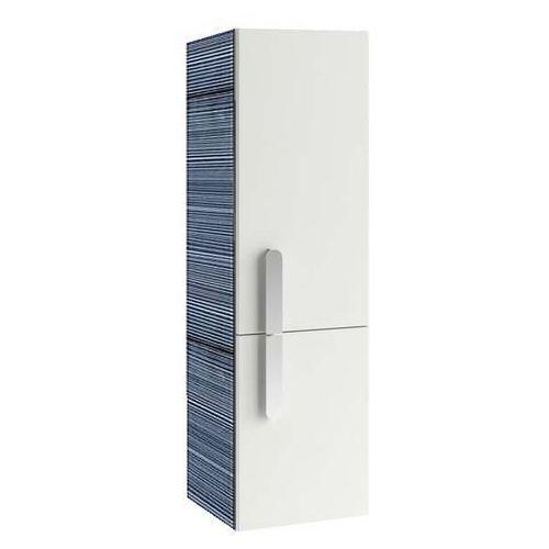 RAVAK Słupek boczny SB Chrome 350 R S-Onyx+biały X000000545 - produkt z kategorii- regały łazienkowe